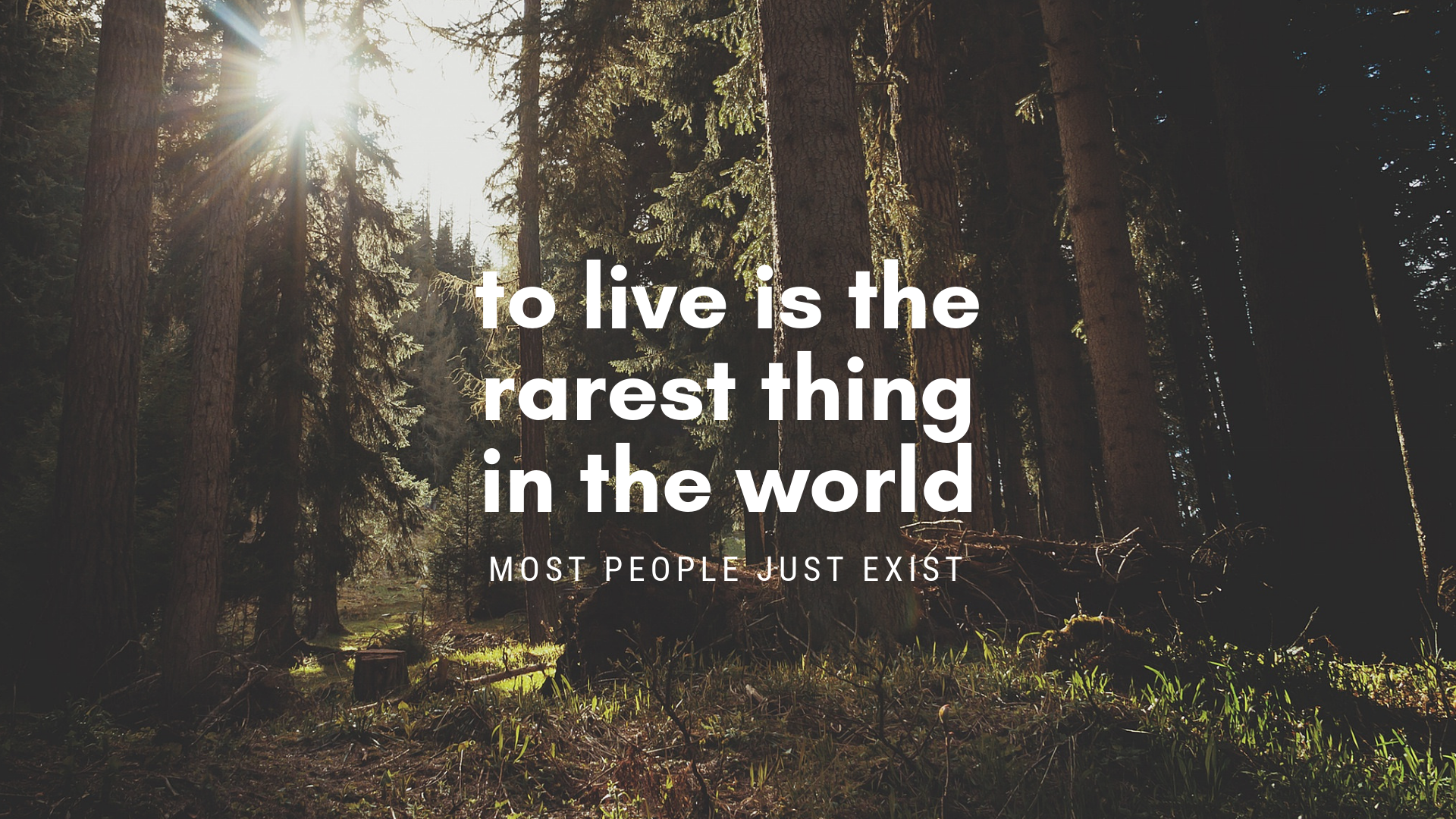 Nature Quotes About Beauties and Love of Nature 3