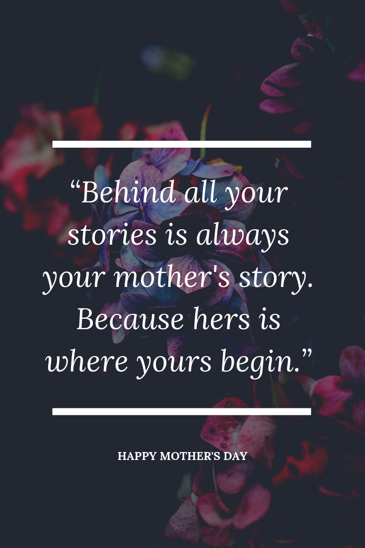 Mothers' Expectations From Her Children: A Beautiful Message For All Amazing Mothers. 1