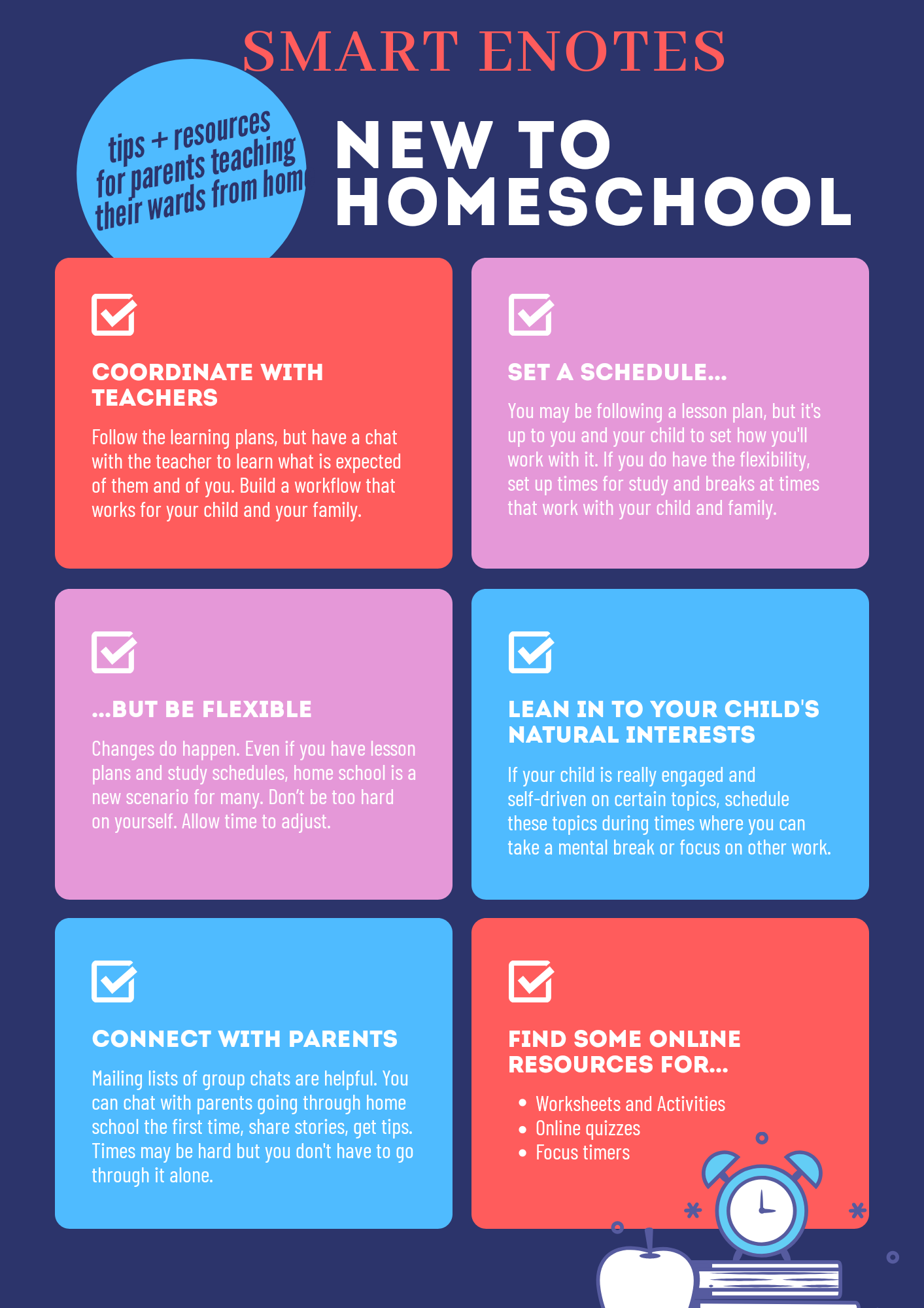A Student's Guide To Learning From Home 4