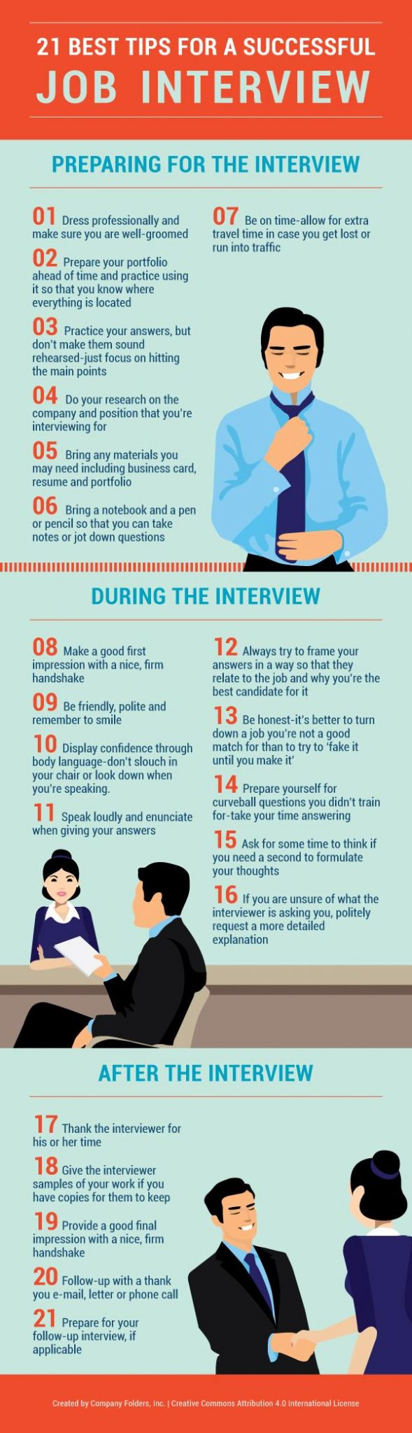 How to Prepare For a Job Interview? 2