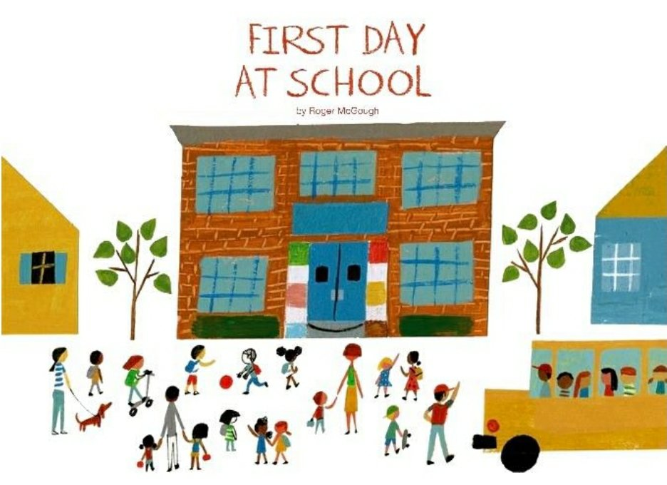 First Day at School By Roger McGough - Summary, Analysis and Question Answers Class 6th 1