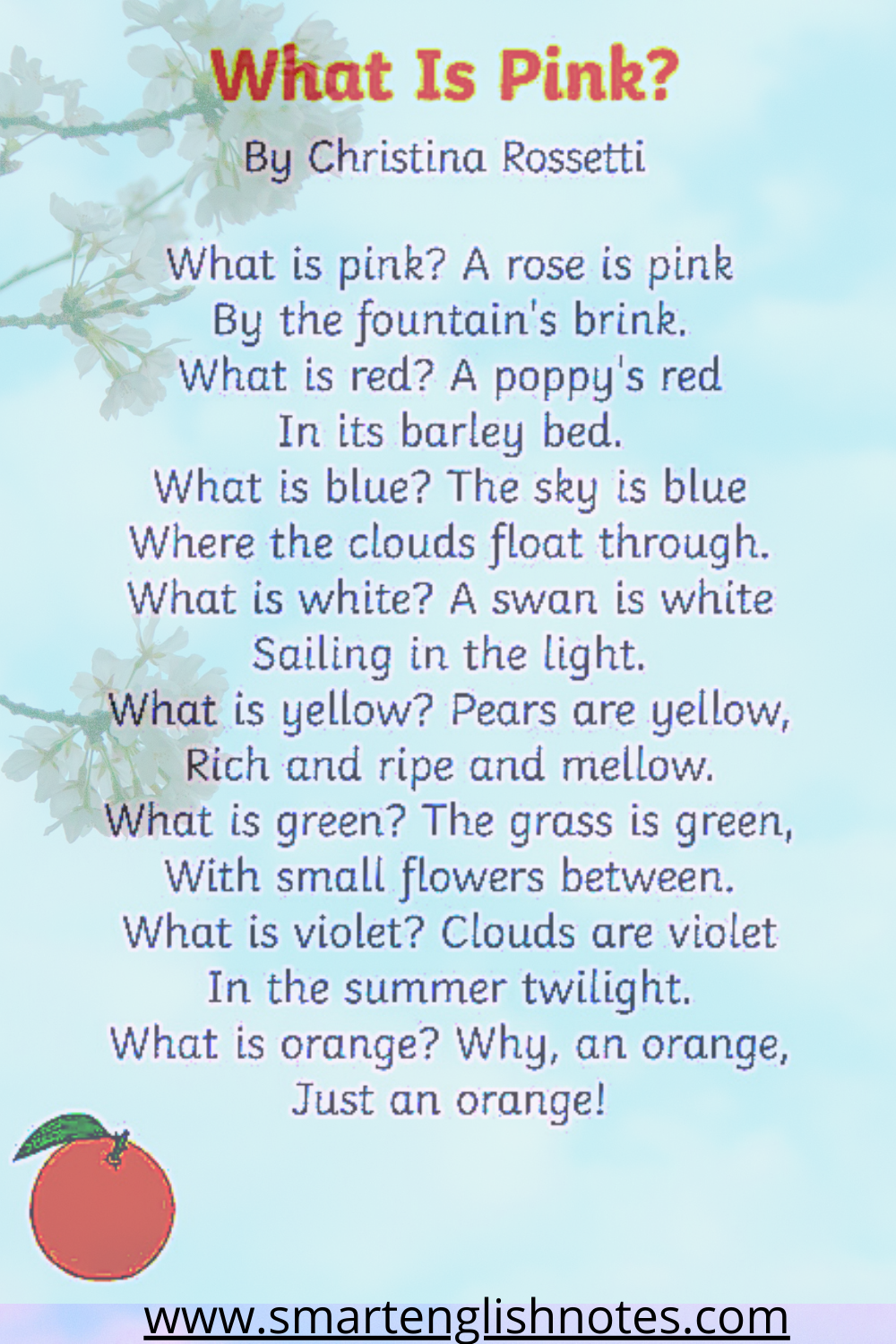 What is Pink